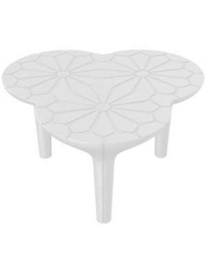 Table basse Altesse - Blanc