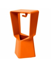 Tabouret Kenny - Orange