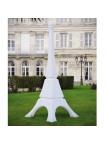 Tour Eiffel Blanche