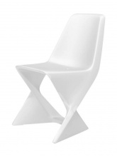 Chaise Iso - Blanc
