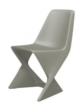 Chaise Iso - Gris
