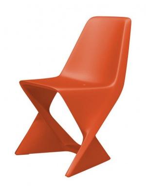 Chaise Iso - Orange