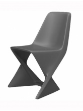Chaise Iso - Anthracite