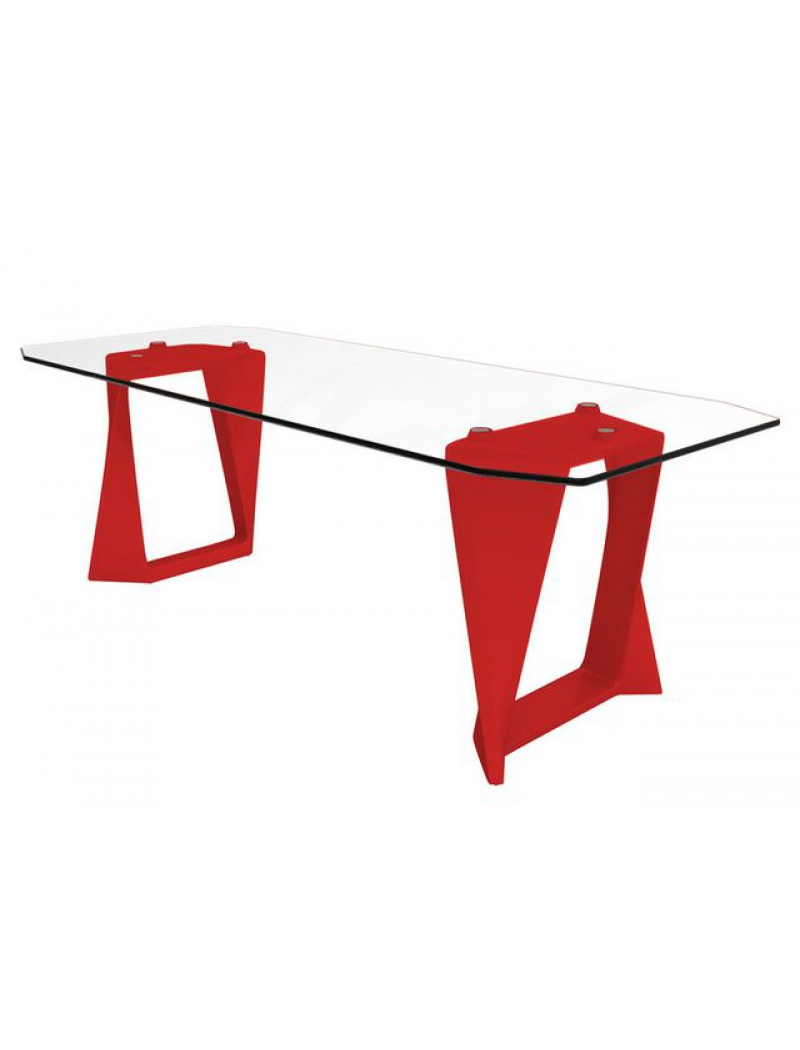 Table Iso - Rouge