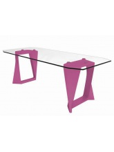 Table Iso - Fuchsia