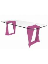 Table Iso - Fuchsia