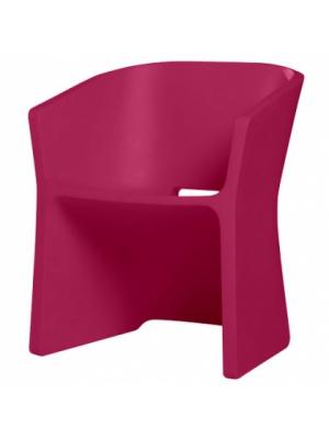 Chaise Sliced - Fuchsia