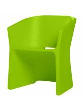 Chaise Sliced - Vert