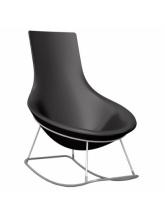 Rocking chair Tom Yam - Noir