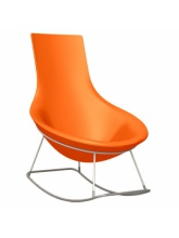 Rocking chair Tom Yam - Orange