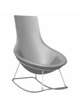 Rocking chair Tom Yam - Gris