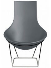 Fauteuil Tom Yam - Anthracite