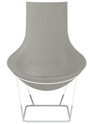 Fauteuil Tom Yam - Gris