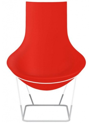 Fauteuil Tom Yam - Rouge