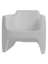 Fauteuil Translation - Blanc