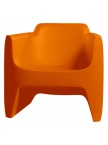 Fauteuil Translation - Orange