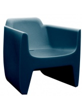 Fauteuil My First Translation - Bleu nuit