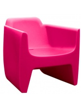 Fauteuil My First Translation - Fuchsia