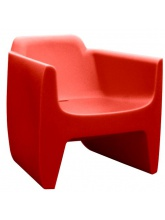 Fauteuil My First Translation - Rouge