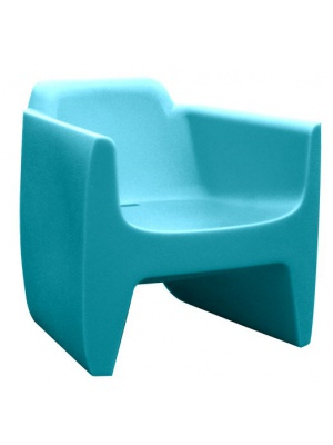 Fauteuil enfant My First Translation - Turquoise