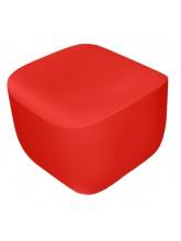 Pouf Translation - Rouge