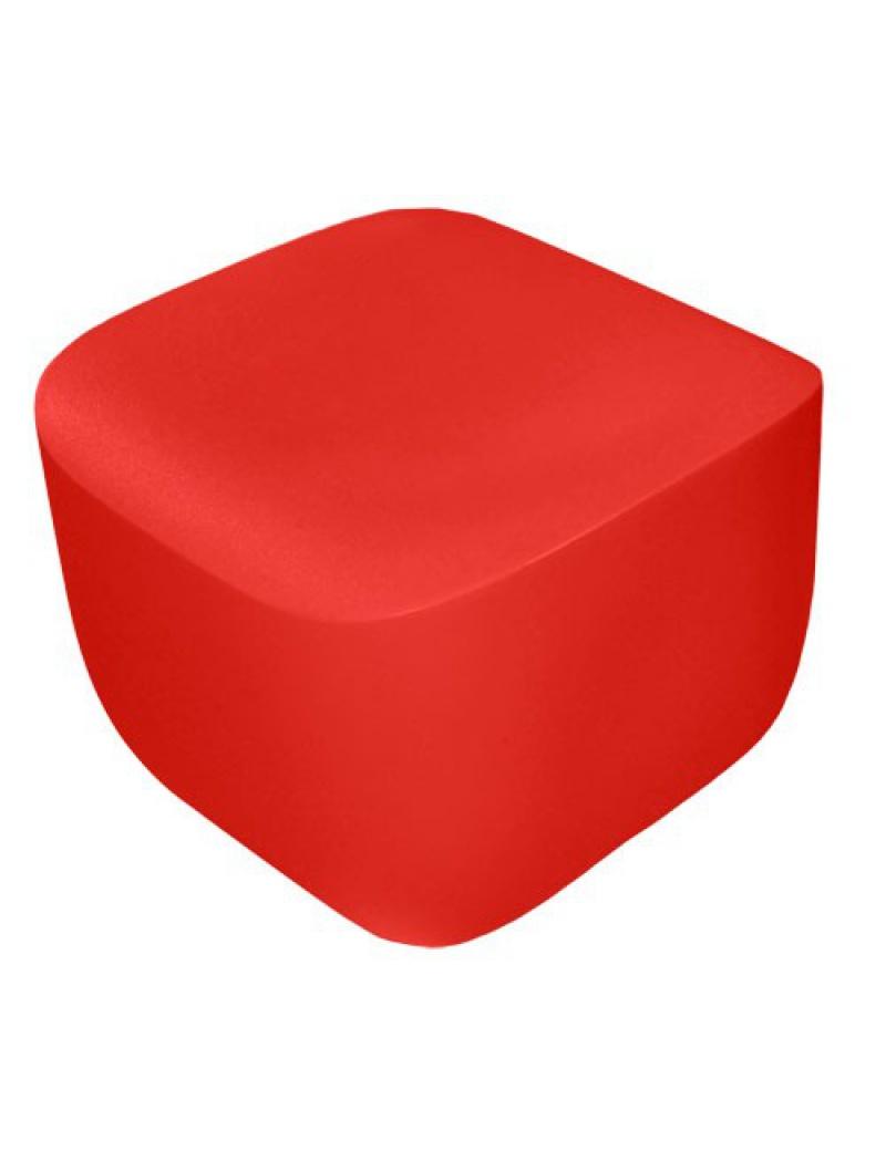pouf translation rouge qui est paul tables basses. Black Bedroom Furniture Sets. Home Design Ideas
