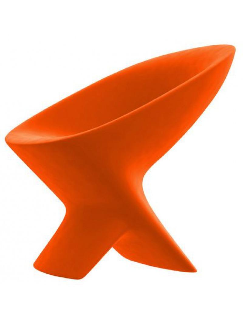 Fauteuil Ublo - Orange
