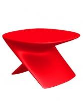 Table basse Ublo - Rouge