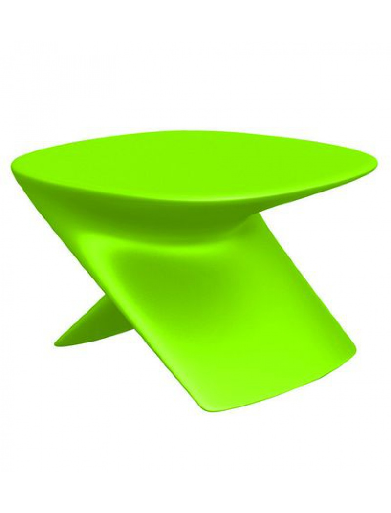 Table basse ublo vert qui est paul tables basses - Table de jardin plastique vert saint paul ...
