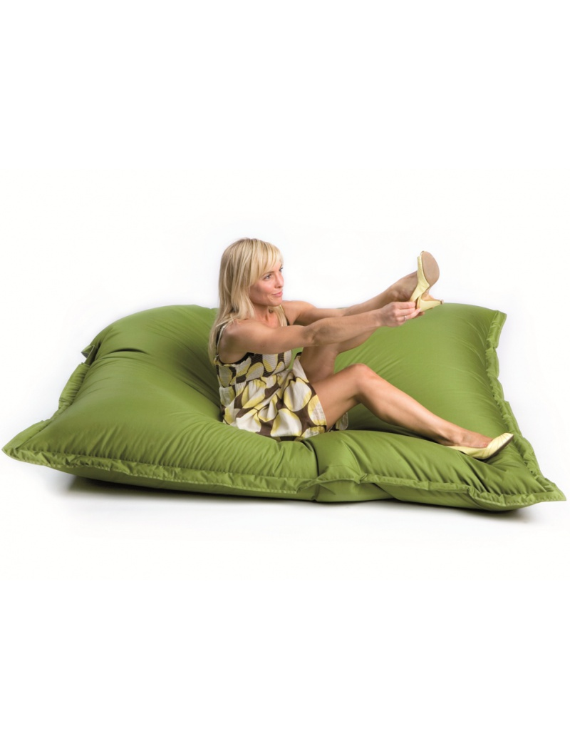 Sit On It Pouf Sitonit Olive