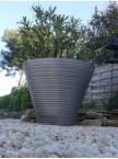 Pot Groove 100 cm