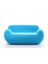 Canapé gonflable Bleu