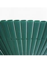 Canisse en PVC coloris Vert
