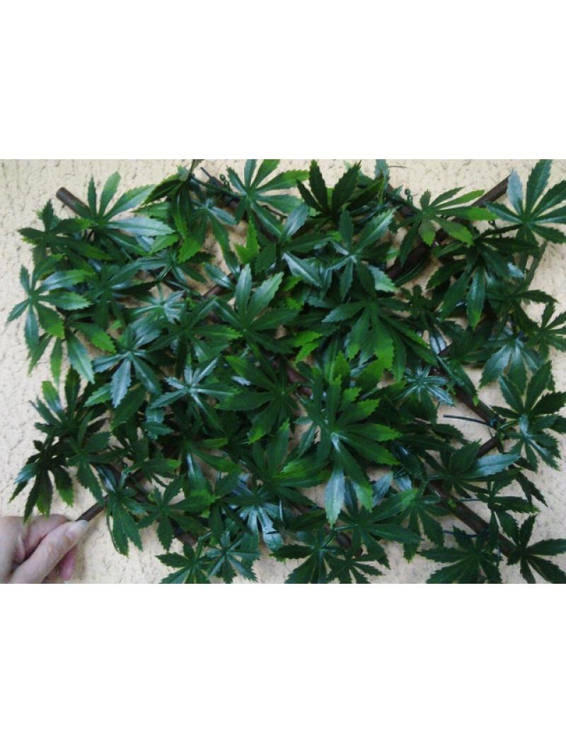 Jet7garden Treillis feuilles vignes vierges vertes