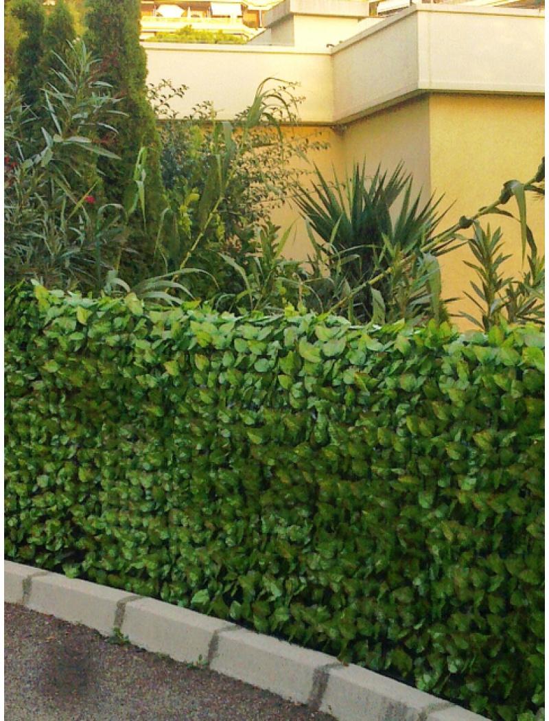 haie artificielle feuilles de rosier jet7garden haies artificielles jardin concept. Black Bedroom Furniture Sets. Home Design Ideas