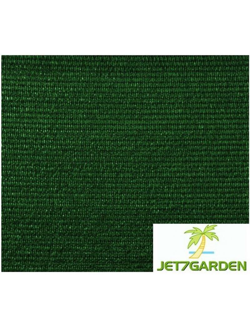 Jet7garden Toile HDPE Verte 25m