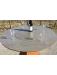 sur-plateau en compact pour table brasero plancha MAGMA