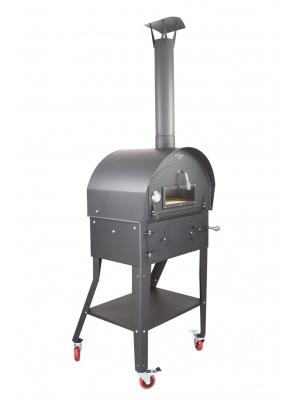Four barbecue multifonction de jardin Vulcano 3