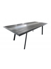 Table Lize 180 / 240 avec allonge escamotable