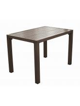 Table Milano 110 Brun