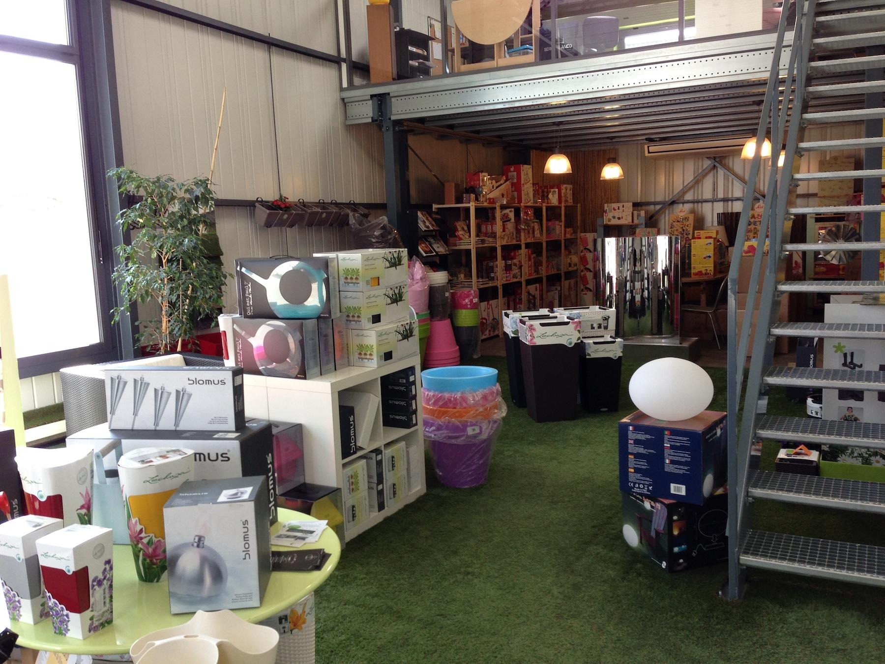 Espace professionnel lyon show room lyon jardin concept for Jardin concept