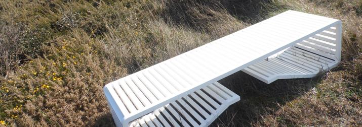 Découvrez Bench, un banc exceptionnel bt MoodyAce