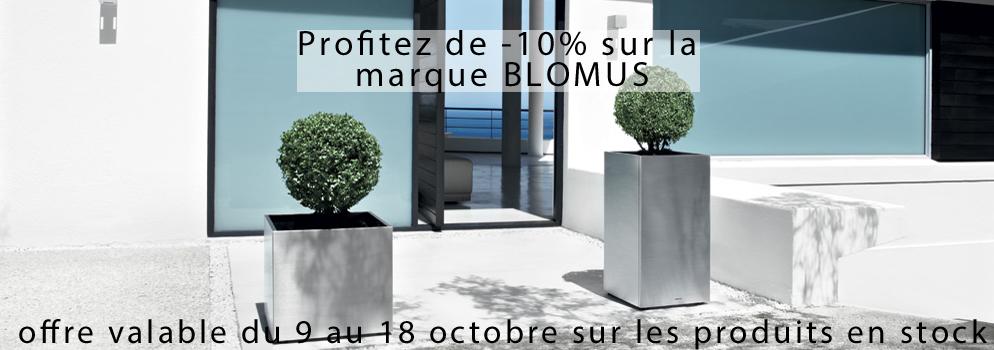 Blomus propose des articles de décoration design pour le jardin