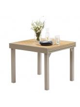 Table Modulo 4/8 Polywood Taupe