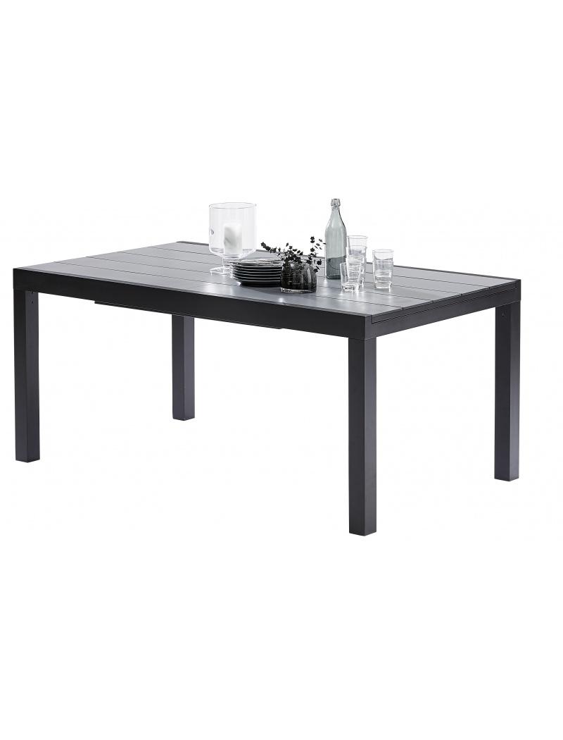 Wilsa Garden Table HPL Star Noir 6/10 places