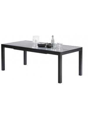 Table HPL Star Noir 8/12 places